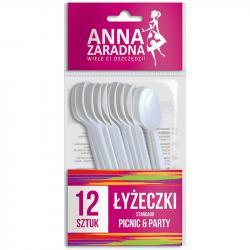 Anna Zaradna łyżeczki 12szt