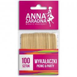 Anna Zaradna wykałaczki 100 sztuk