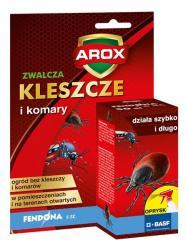 Arox Fendona 10ml do oprysków na komary i kleszcze