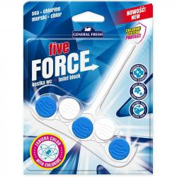 General Fresh Five Force kostka do toalet 45g Morze