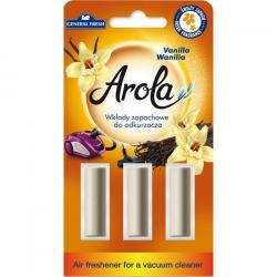 General Fresh wkłady zapachowe do odkurzacza WANILIA