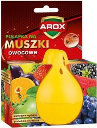 Arox muszki owocówki gruszka do wyłapywania