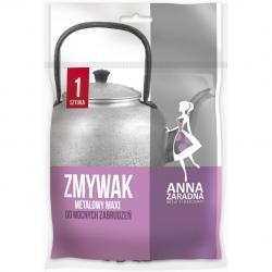 Anna Zaradna zmywak metalowy maxi 1 sztuka