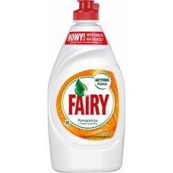 Fairy płyn do naczyń 450ml zapach pomarańczowy