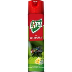 Expel Muchospray preparat na muchy w sprayu 400ml Cytrynowy
