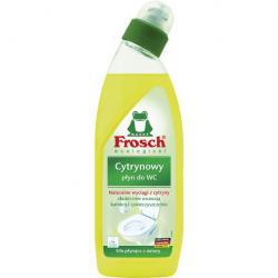 Frosch płyn do WC 750 ml cytrynowy