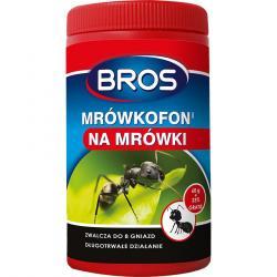 Bros środek na mrówki Mrówkofon 60g+33g