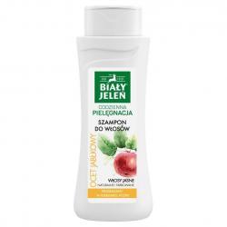 Biały Jeleń szampon hipoalergiczny ocet jabłkowy 300ml