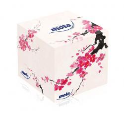 Mola Cubic chusteczki higieniczne 3-warstwowe w kartoniku