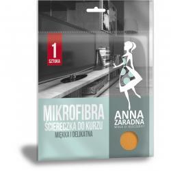 Anna Zaradna Mikrofibra ściereczka do kurzu