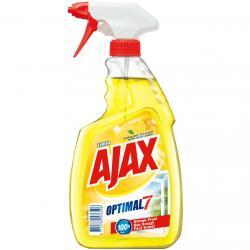 Ajax płyn do szyb 500ml cytrynowy spray