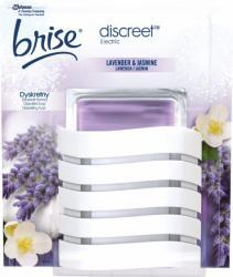 Glade by Brise Discreet Electric Lavender & Jasmine elektryczny odświeżacz powietrza