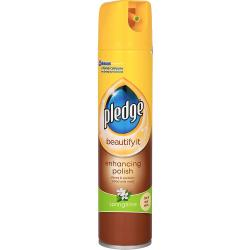 Pledge do mebli z drewna springtime 250ml spray
