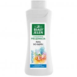 Biały Jeleń płyn do kąpieli 750ml witaminy pantenol