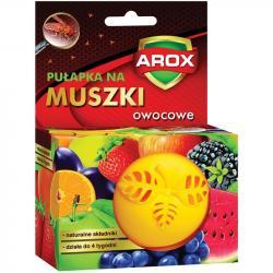 Arox muszki owocówki jabłko do wyłapywania