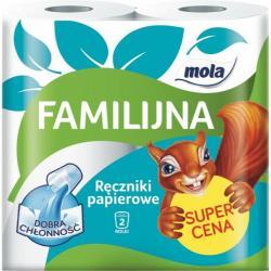 Mola Familijna ręcznik papierowy 2 rolki