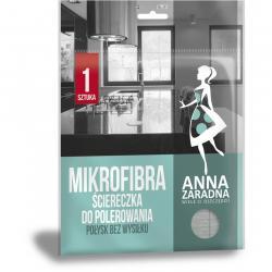 Anna Zaradna Mikrofibra ściereczka do polerowania
