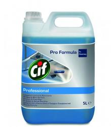 Cif Professional płyn do okien, szyb, szkła 5L