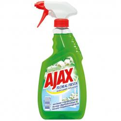 Ajax płyn do szyb 500ml floral fiesta spray