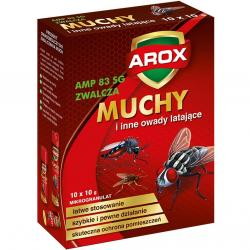 Arox preparat na muchy AMP 83 SG 10 x 10g