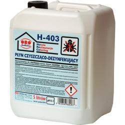 ORO H-403 płyn czyszcząco - dezynfekujący 5L