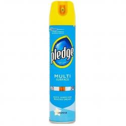 Pledge do mebli multi surface jaśmin 250ml spray