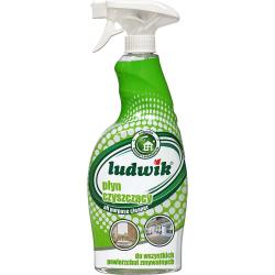 Ludwik płyn do czyszczenia wszystkich powierzchni