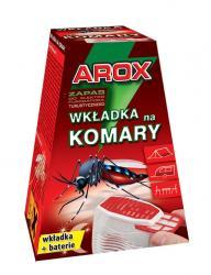 Arox Elektrofumigator turystyczny zapas
