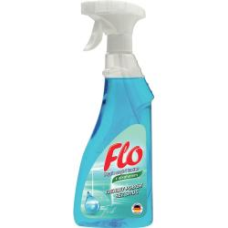 Flo płyn do szyb i luster z alkoholem 500ml spray