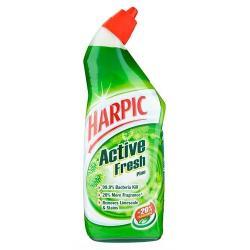 Harpic Active Fresh 750ml leśny - żel do toalet