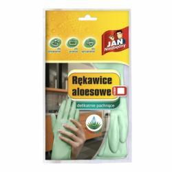 Jan Niezbędny pachnące rękawice aloesowe M