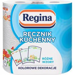 Regina ręcznik kuchenny dwuwarstwowy Uniwersalny 2 szt.