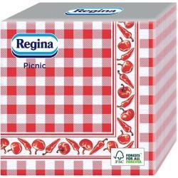 Regina serwetki 33x33cm 45szt. Picnic