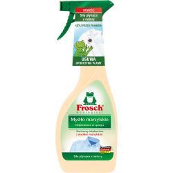 Frosch odplamiacz do tkanin 500ml Mydło Marsylskie – spray