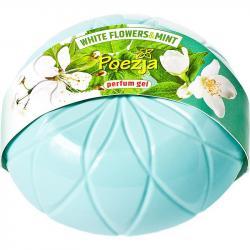 Poezja odświeżacz perfume gel 150g white flowers-mint