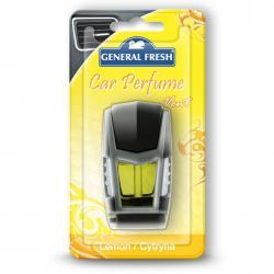 General Fresh odświeżacz do samochodu Car perfume Vent Cytryna