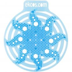 Ekcos Power Screen wkład zapachowy do pisuarów Blue