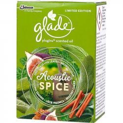 Glade by Brise electric Acoustic Spice wkład wymienny do odświeżacza elektrycznego