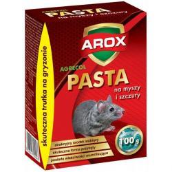 Arox preparat w formie pasty na myszy i szczury 100g
