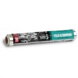 Anna Zaradna folia aluminiowa 50m rolka
