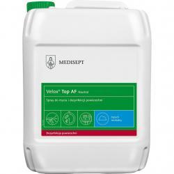 Velox Top AF neutralny płyn do szybkiej dezynfekcji 5L