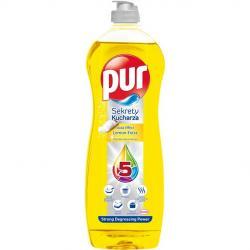 Pur płyn do mycia naczyń 750ml Lemon balsam