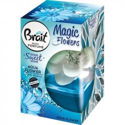 Brait odświeżacz powietrza Magic Flowers 75ml Aqua Flower