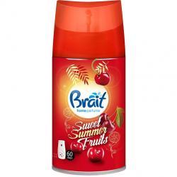 Brait odświeżacz powietrza Sweet Summer Fruits 250ml zapas
