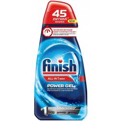 Finish All In 1 Max żel do mycia naczyń w zmywarkach 900ml Regular
