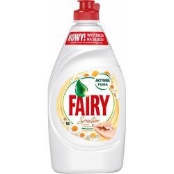 Fairy płyn do naczyń 450ml zapach rumiankowy