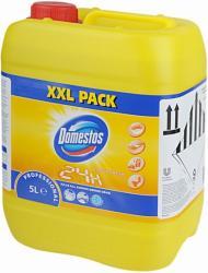 Domestos płyn do wc dezynfekujący 5L żółty