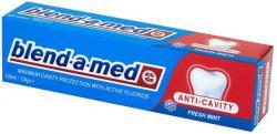 Blend-a-med 100ml świeża mięta przeciw próchnicy