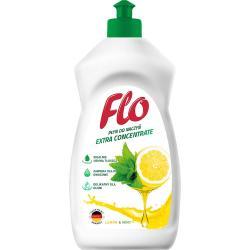 FLO Płyn do mycia naczyń 1L Lemon & Mint