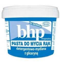 BHP pasta do mycia rąk detergentowo-mydlana z gliceryną 500g Pollena Ostrzeszów
